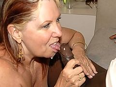 When mama needs cock she really wants it to be black