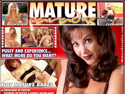 Mature Paradise - She needs a Big Hard Cock